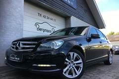 Mercedes C350 CDi Avantgarde aut. BE 3,0
