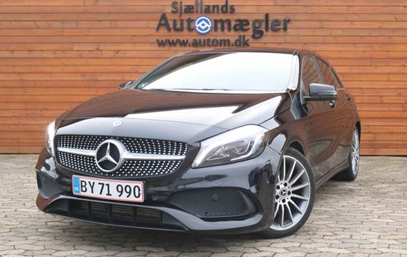 Mercedes A200 AMG Line aut. 1,6