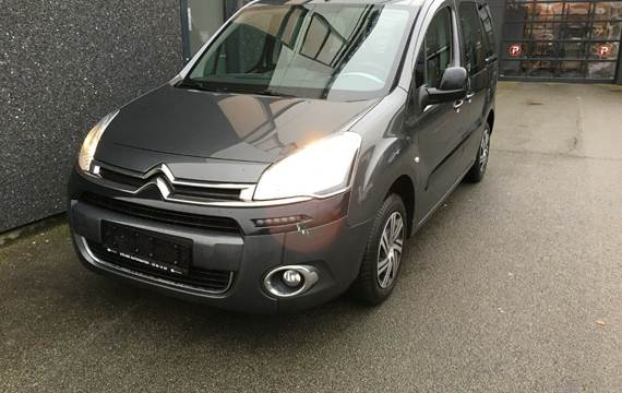 Citroën Berlingo HDi 92 Seduction 1,6