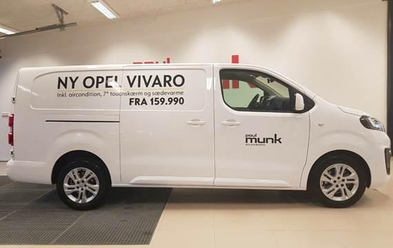Opel Vivaro D 177 Enjoy L3V2 aut. 2,0
