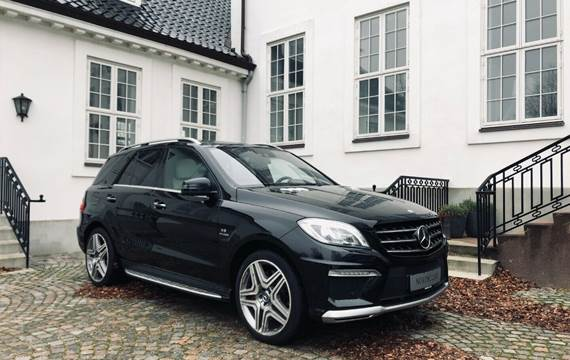Mercedes ML63 AMG Performance aut. 5,5