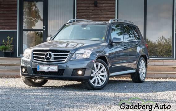 Mercedes GLK250 CDi aut. 4-M BE 2,2