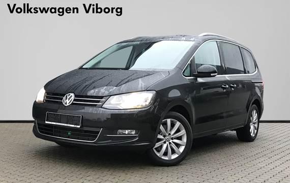 VW Sharan 2,0 TDi 184 Highline DSG