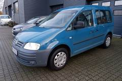 VW Caddy Life 7prs 1,6