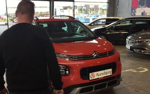 Citroën C3 Aircross PT 82 Go! 1,2