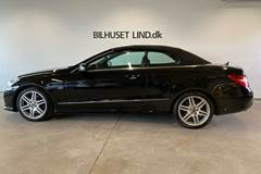 Mercedes E200 CGi Avantgarde Cab. aut. BE 1,8