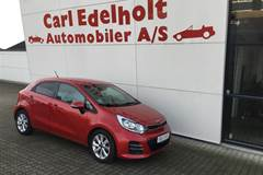 Kia Rio Attraction  5d 1,2
