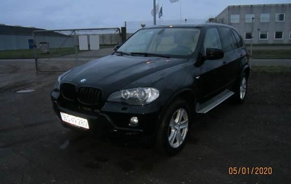 BMW X5 SD Steptr. 3,0
