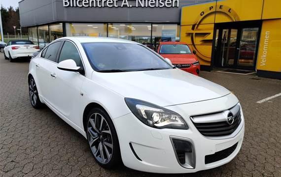Opel Insignia 2,8 OPC  Turbo 4x4  6g Aut.