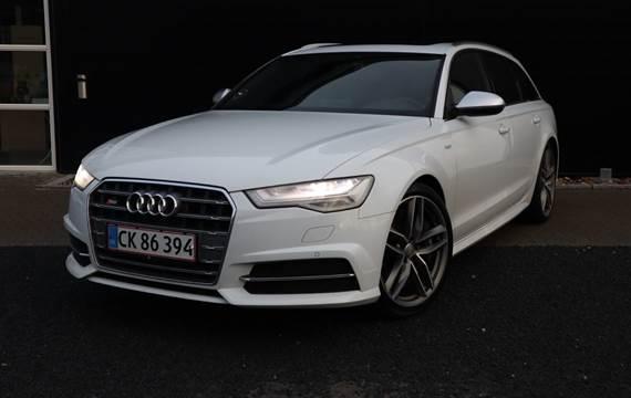 Audi S6 TFSi Avant quattro S-tr. 4,0