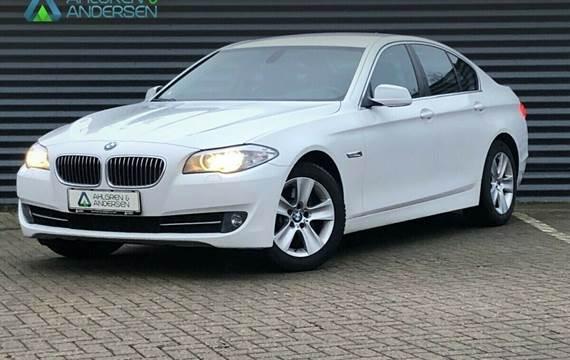 BMW 525d aut. 3,0