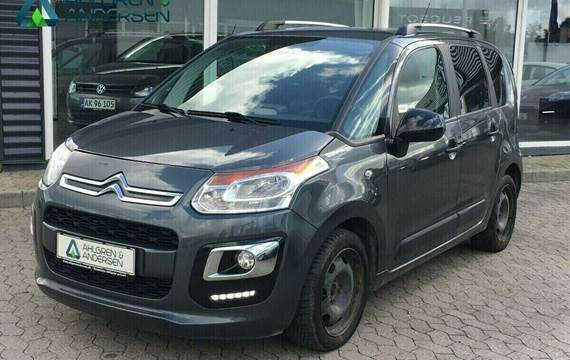 Citroën C3 Picasso BlueHDi 100 Feel Complet 1,6