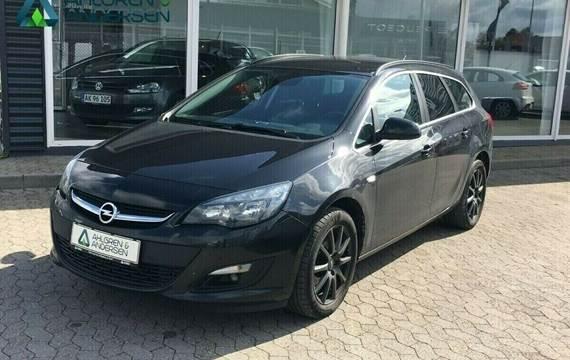 Opel Astra CDTi 136 Dynamic ST 1,6