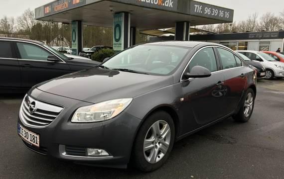 Opel Insignia CDTi 160 Edition 2,0