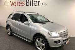 Mercedes ML420 CDi aut. 4-M Van 4,0