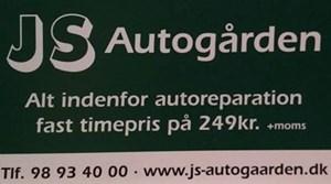 JS Autogården