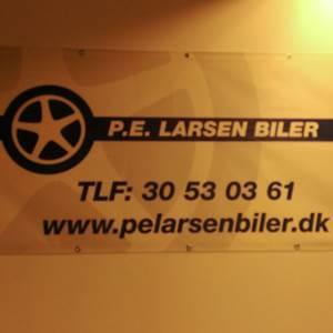 P.E. Larsen Biler
