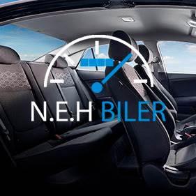 N.E.H Biler