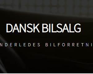 Dansk Bilsalg ApS