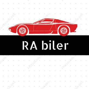 RA Biler